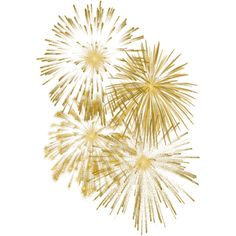 Tumblr ❤ liked on Polyvore featuring new year, effects, backgrounds, fireworks, gold and filler