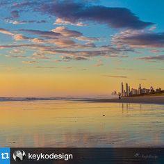 #Repost @keykodesign #WeTowHere @ the Spit #nature #nature_good #naturelover #canon #goldcoast #visitgoldcoast #awesomeearth #seeaustralia #australiagram #earthmagazine #beach #happy #clouds #sky #exploreaustralia #officialtravelpage #travel #worldshotz #queensland #thisisqueensland #thisisqueensland