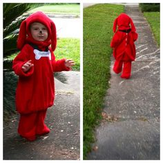 clifford the big red dog by ehp1982 via flickr - Clifford The Big Red Dog Halloween Costume