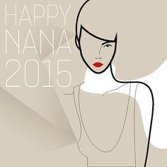 HAPPY NEW YEAR LES NANAS