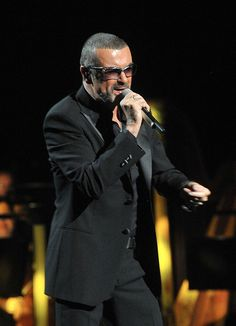 George Michael Photos Photos - George Michael performing for aids charity Sidaction, during the Symphonica tour at Palais Garnier Opera House in Paris, France. He is the first international popstar to perform in the opera house which is more commonly known for its classical and opera music. - George Michael Sings for Charity