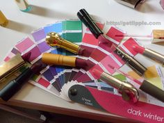 Get Lippie: My Favourite Lipstick Colours.  TW can wear some of these