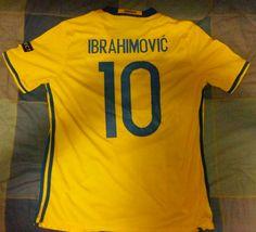 Ibrahimovic Svezia.