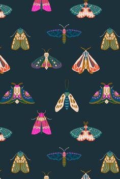 Pattern Floral, Pattern Art, Jungle Pattern, Pretty Patterns, Pattern Illustration, Grafik Design, Surface Pattern Design, Pattern Wallpaper, Textures Patterns