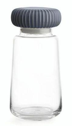 Også til opbevaring  - Kähler - Hammershoei opbevaringsglas #inspirationdk #nyhed #danskdesign #Hammershøi #Kähler #opbevaring