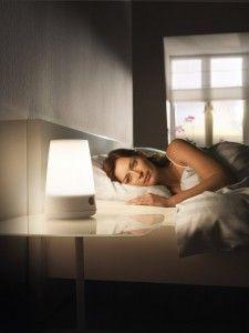 Philips Wake-up Light, White Light Therapy Hf3470-HF3470/60 UV free   online.allhelpfulreviews.com