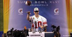 New York Giants Super Bowl XLVI Champs!!!