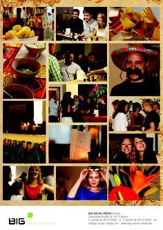 Fiesta Mexicana @ BIG Social Media! HOSSA!