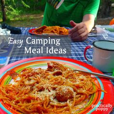 Meal ideas that are easy to prepare in the wilderness (and tasty, too)!