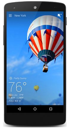 Apklio - Apk for Android: GO Weather Forecast 5.55 apk
