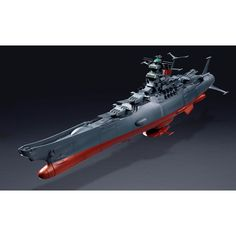 Want! Chogokin Space Battleship Yamato from Yamato 2199. Amazon.co.jp: 超合金魂 GX-64 宇宙戦艦ヤマト2199: ホビー