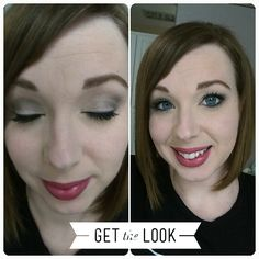 Get the look https://www.youniqueproducts.com/LaurenLambert/party/2171836/view:  ⭐Foundation: Pressed Powder in Velour ⭐Lips: Lucrative Lip gloss in Ladylike ⭐Eyes: Mineral pigments in Sexy & Corrupted ⭐Liner: Corrupted (used wet) ⭐Mascara: 3D fiber lash