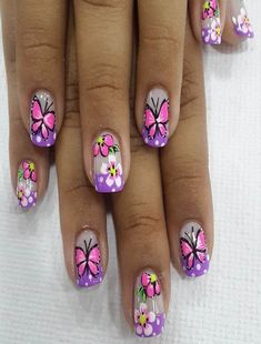 French manicure designs disney 60 Ideas for 2019 French Manicure Designs, Short Nail Designs, French Tip Nails, Nail Polish Designs, Cute Nail Designs, White Lace Nails, May Nails, Diy Manicure, Beautiful Nail Art