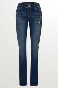 ORSAY JEANS | Destroyed Skinny Jeans #denim #mywork #fashiondesigner