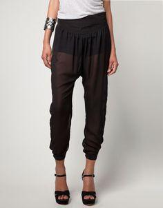 Bershka United Kingdom - Bershka trousers with shorts