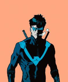 (Nightwing #3, 2016)