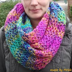 made by Mriek: Fenna cowl + tutorial