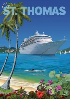 Saint Thomas, Virgin Islands. Took a cruise to San Juan, St. Thomas, and St. Martin.  St. Thomas was my favorite