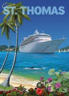 Saint Thomas, Virgin Islands. Took a cruise to San Juan, St. Thomas, and St. Martin. St. Thomas was my favorite