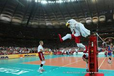 Poland! We Are The Champions, Beach Volleyball, Poland, Basketball Court, Sports, Volleyball, Hs Sports, Sport, Ignition Coil