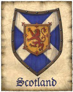 William Wallace, Scotch, Tattoo Guerreiro, Scotland Tattoo, Scottish Tattoos, Scotland History, Scotland Symbols, Flag Of Scotland, Saint Esprit