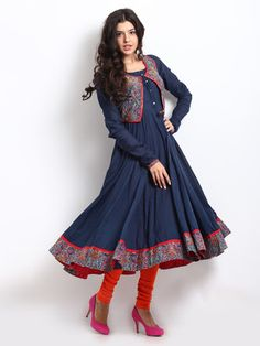 kurti with jacket - Google অনুসন্ধান