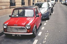 mini rouge by *steveH, via Flickr