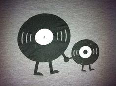 Vinyl love...