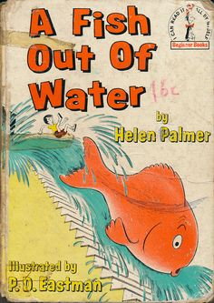 1000 images about vintage kids books and artwork on for A fish out of water book