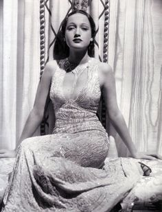 "Dorothy Lamour, ""Jungle Princess"", 1936  Costume by Edith Head"