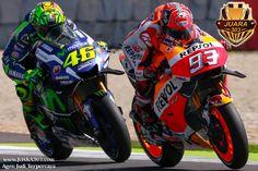 Berita Olah Raga: Marquez vs Rossi: Siapa Lebih Baik di Usia 23?
