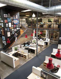 #oficinas modernas. haraiberia.com