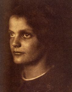 """Mary"", a photograph by Sarah Choate Sears"