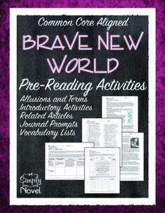 Pre-Reading Unit for