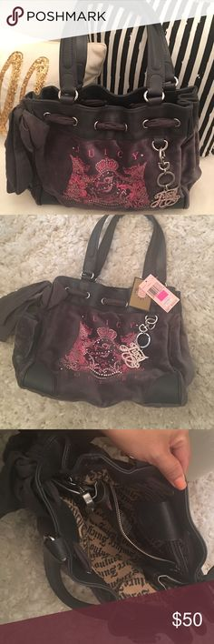 Juicy couture purse 👛 New purse Juicy Couture Bags Totes
