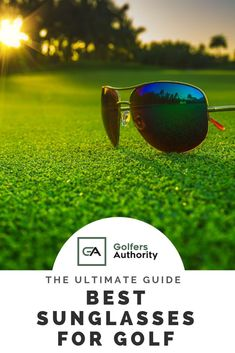 Golf Tips Are you looking for the Best Sunglasses for Golf? Check out our in depth buyers guide to find the best pair of sunglasses for you. Golf Putting Tips, Golf Instruction, Driving Tips, Golf Fashion, Play Golf, Golf Tips, Golf Ball, Improve Yourself, Things To Come