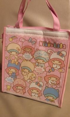 【2012】【Animals】Bag ★Little Twin Stars★