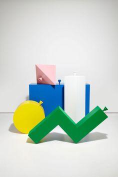 Geometric balloons (i)