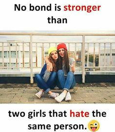 59 ideas quotes friendship bff so true Best Friend Quotes Funny, Besties Quotes, Funny Quotes, True Quotes, Story Quotes, Bffs, Quotes Quotes, Girly Attitude Quotes, Girly Quotes