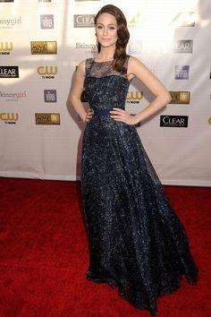 Critics' Choice Awards - Emmy Rossum