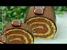 Rulada Dobos , desertul suprem! Mult mai bun decat tortul Dobos in varianta clasica ⭐ reteta AdyGio - YouTube Romanian Desserts, Romanian Food, Dessert Cake Recipes, Cupcake Recipes, Hungarian Recipes, Something Sweet, Food Cakes, Desert Recipes, Cakes And More