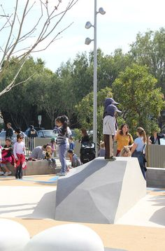 A park designed as rooms to showcase ecology, history, community health and wellbeing – World Landscape Architecture
