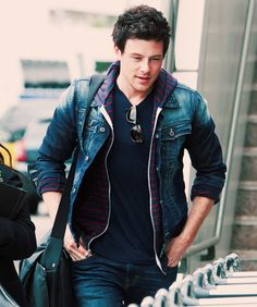 Cory Monteith In other words my hero my roll model and my everything I love you Cory you may not be here anymore but ur always in my heart ❤️