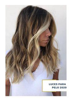 ¿Buscas inspiración para un nuevo look? en ArteMásBelleza somos expertos en luces para pelo castaño. Conoce más de nuestros servicios de salón de belleza en nuestro sitio web. #SalóndeBelleza #LucesparaPelo2020 #ArteMásBelleza #LucesparaPeloCastaño Peinados Pin Up, Hair Cuts, Long Hair Styles, Beauty, Men's, Hair Coloring, Long Hair, Short Hairstyles, Haircuts