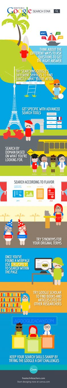 Practical Ed Tech Tip of the Week - Google Search Strategies for All Students