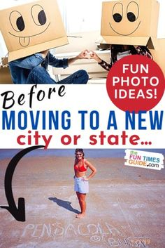 Moving soon? Do what we do… take a picture to spell out the town you'll be moving to! Whenever we are contemplating moving to a new area, we take a picture using that area's natural surroundings to creatively spell out the name of the town we're considering. Check it out... This has now become one of our most fun traditions together! #moving #familytraditions #beach #travel #photoideas #photography