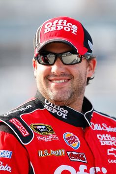 Tony Stewart!! #14 idk what it is about this man! But YUM!