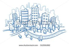 Image result for central park clip art