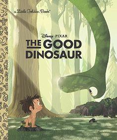 The Good Dinosaur Little Golden Book (Disney/Pixar The Good Dinosaur) by Bill Scollon http://www.amazon.com/dp/0736430806/ref=cm_sw_r_pi_dp_LRAhwb1NQYC22