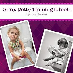 Potty Train in 3 Days. Did this with my son it really works
